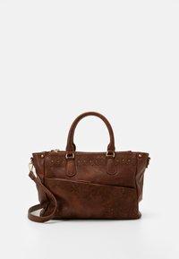 Desigual - BOLS MARTINI SAFI - Handtasche - brown - 0