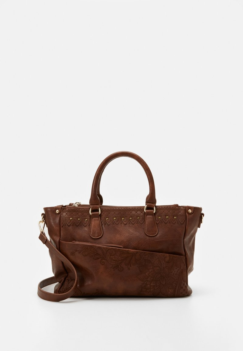Desigual - BOLS MARTINI SAFI - Handbag - brown