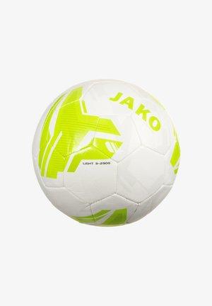 Voetbal - weiss / lemon