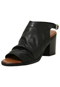 Inuovo - Sandals - black blk - 5