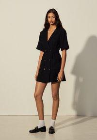 sandro - Denní šaty - noir - 0