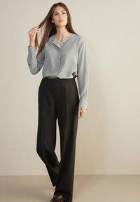 Falconeri - Button-down blouse - grau diamante - 1
