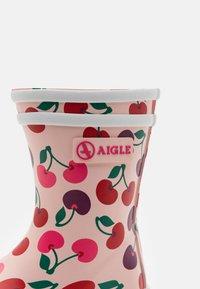 Aigle - BABY FLAC THEME  - Wellies - light pink - 5