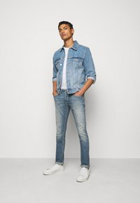Dondup - GEORGE PANT - Slim fit jeans - blue - 1