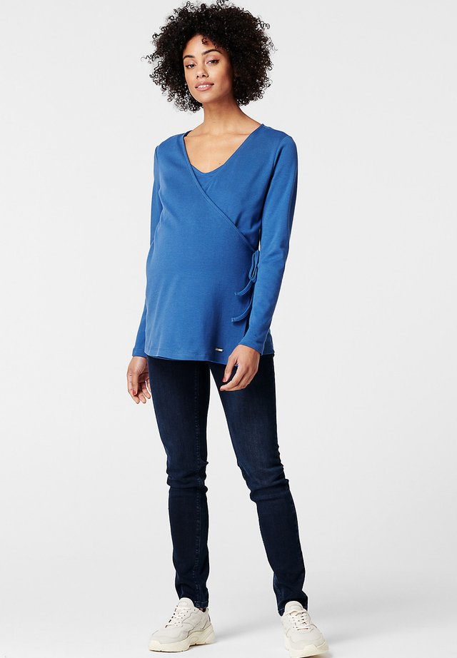 FASHION - Longsleeve - cinder blue