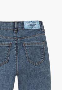 Blue Effect - GIRLS HIGH-WAIST - Jeans Skinny Fit - moon blue - 3
