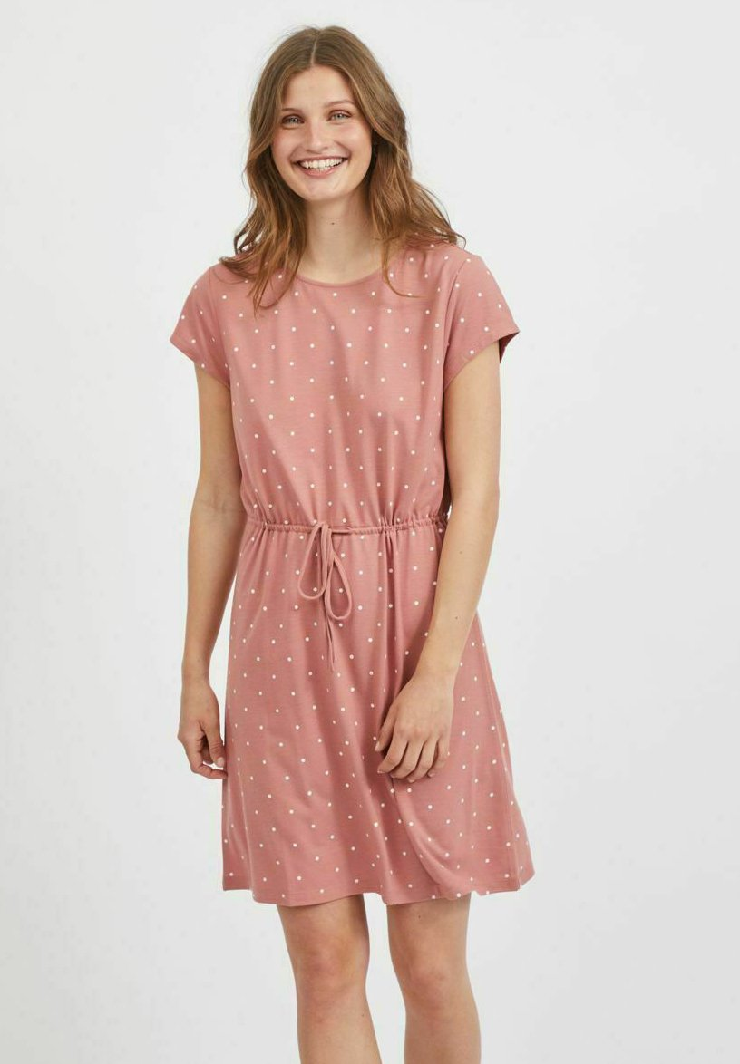Damen VIMOONEY STRING - Jerseykleid