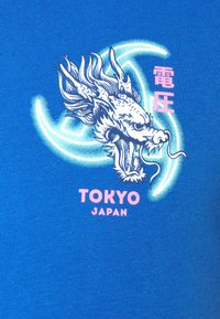 YOURTURN - UNISEX - T-shirt med print - blue - 5