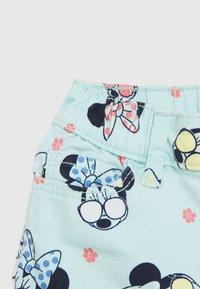GAP - TODDLER GIRL  - Shorts di jeans - soft jade - 2