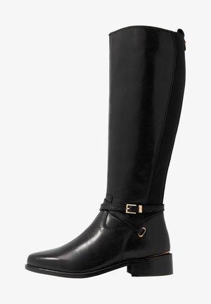 TRUE - Høje støvler/ Støvler - black