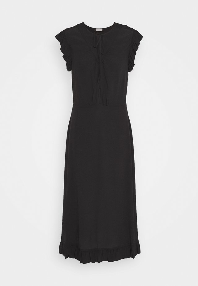 SPAINE - Day dress - black