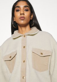 Cotton On - TRUCKER - Light jacket - natural - 3
