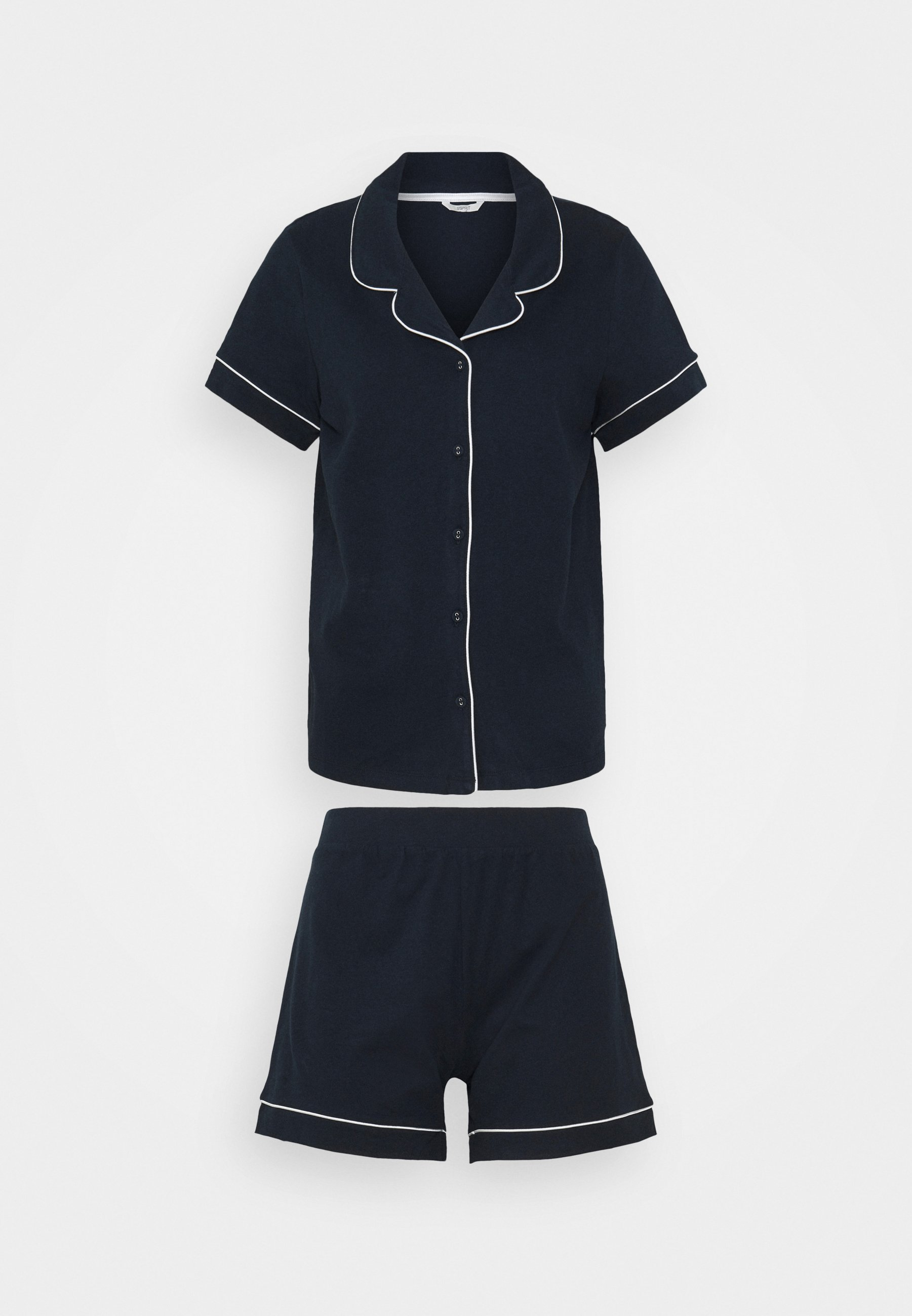 Damen BEAUTIFUL BASICS SHORT SLEEVE SHORTS - Pyjama