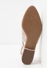 Peter Kaiser Wide Fit - WIDE FIT FASELLE - Ballerines - mauve - 6