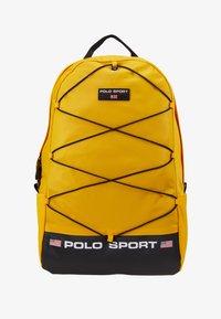 Polo Ralph Lauren - BACKPACK - Rugzak - yellow - 1