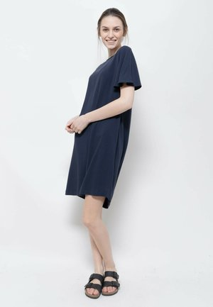 BYRON - Day dress - navy blue