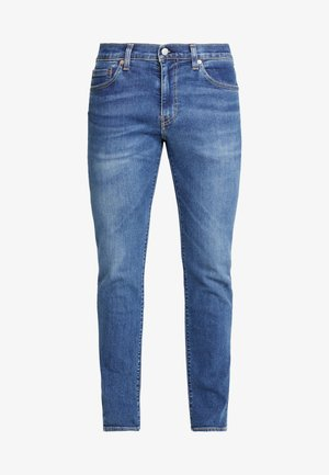 511™ SLIM - Tygbyxor - blue denim