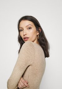 Even&Odd - BODYSUIT - Maglione - dark tan - 3