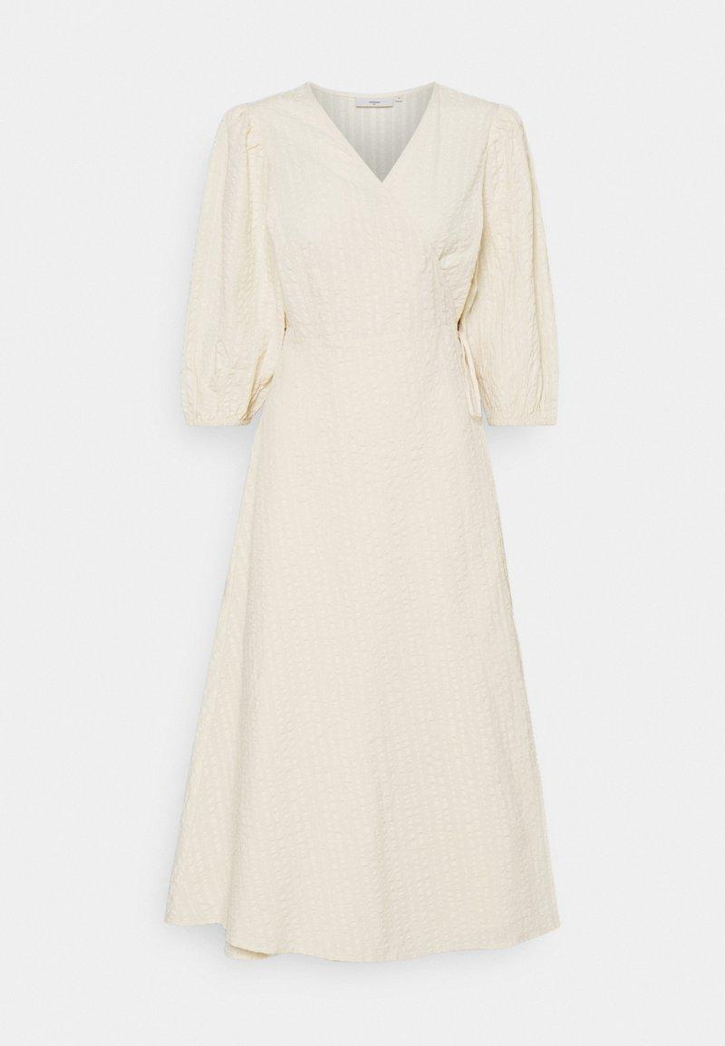 Minimum - ELMINA - Day dress - cornhusk