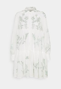 By Malina - ALEXIA DRESS - Shirt dress - white - 0