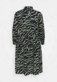 Kaffe Curve - ZALA DRESS - Day dress - black - 7