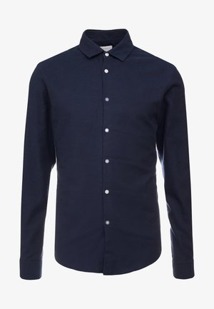 Shirt - navy blue