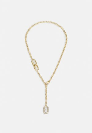 PAVE NECKLACE - Collar - gold-coloured
