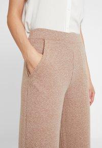 EDITED - HALI PANTS - Kalhoty - beige - 7