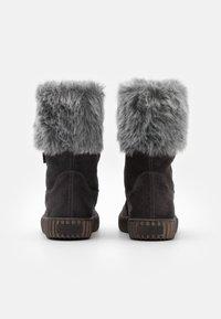Froddo - MYA TEX MEDIUM FIT - Kotníkové boty - grey - 2