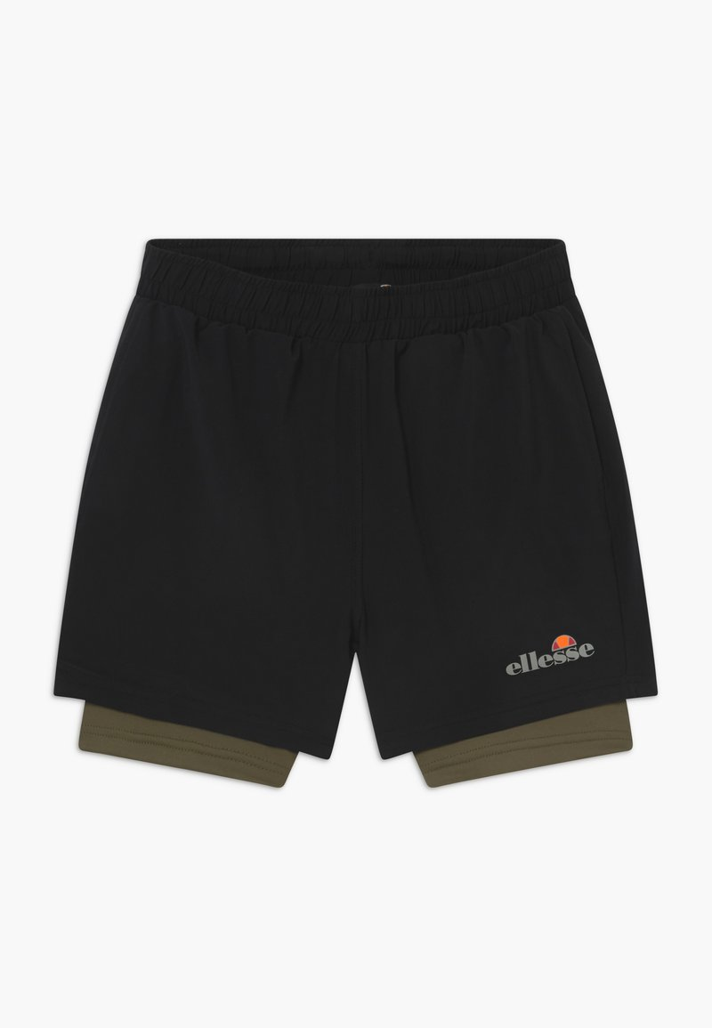 Ellesse - LUPIA 2-IN-1 - Sports shorts - black