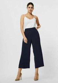 Vero Moda - Trousers - navy blazer - 1