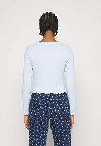 Monki - SANCY - Cardigan - blue - 2