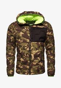 Superdry - Winter jacket - green - 5