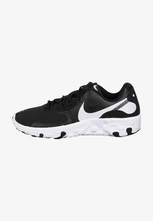 RENEW LUCENT  - Sneakersy niskie - black / white