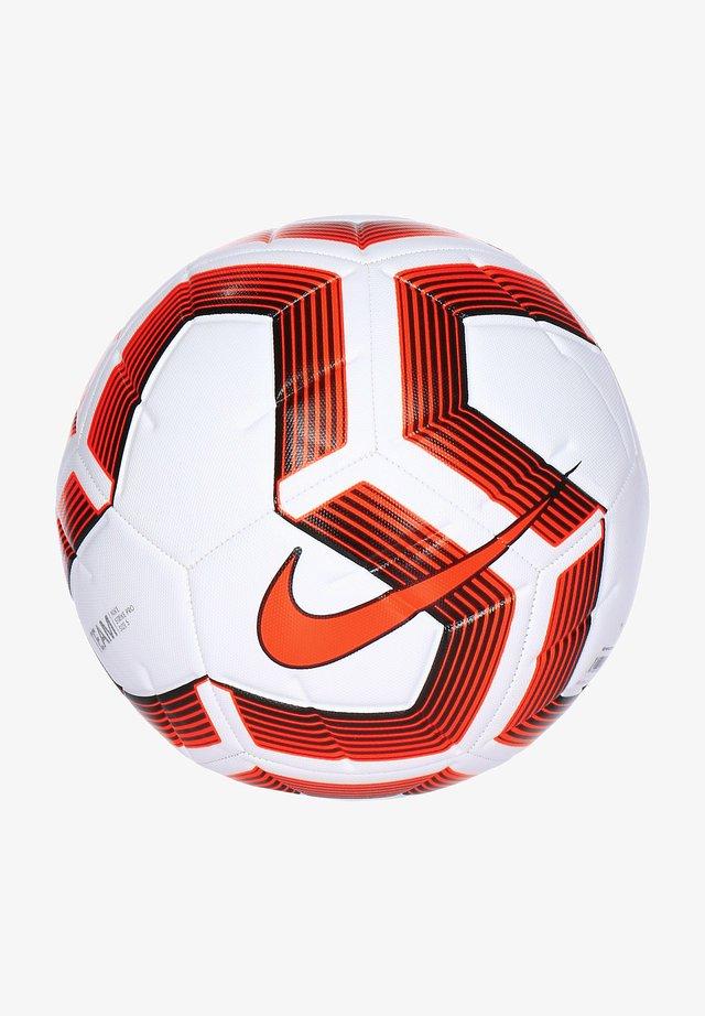 Voetbal - white black total orange