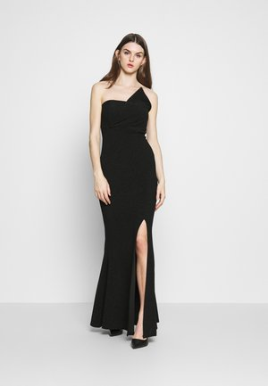 PANEL DETAIL DRESS - Occasion wear - black