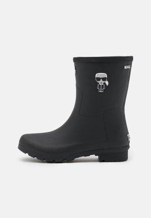 KALOSH IKONIC MIDI BOOT - Wellies - black