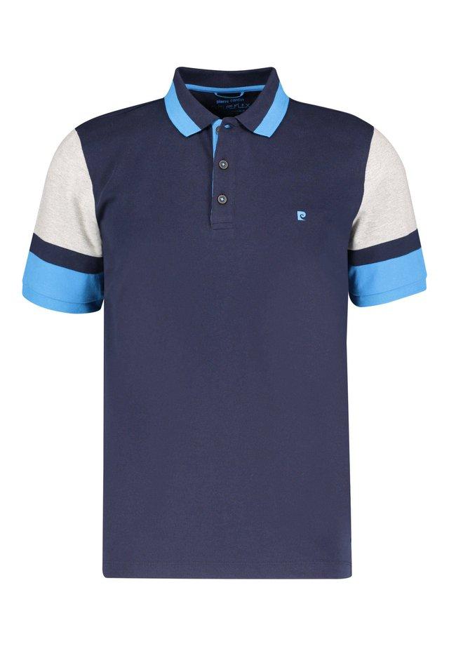 COLOR BLOCKING FUTUREFLEX - Polo shirt - marine (52)