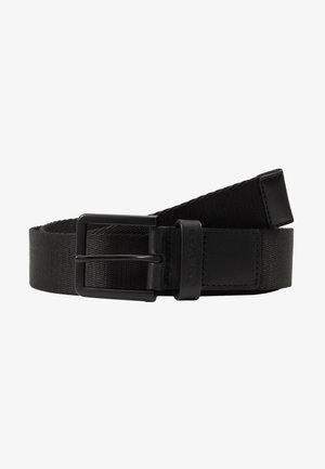 35MM ESSENTIAL PLUS WEBBING BELT - Belt - black