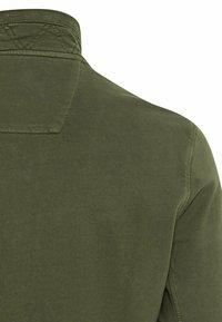 camel active - Zip-up sweatshirt - olive brown - 7
