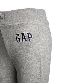 GAP - TODDLER BOY LOGO - Trousers - light heather grey - 2