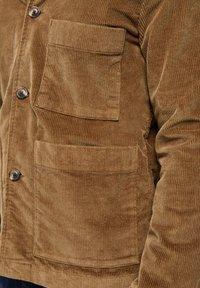 Selected Homme - Summer jacket - camel - 5