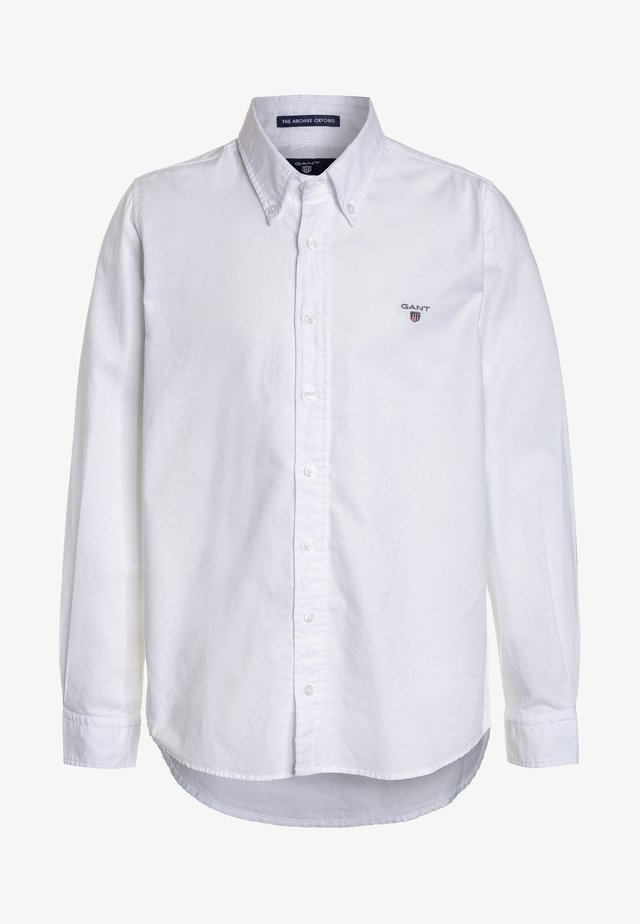 ARCHIVE OXFORD  - Camisa - white