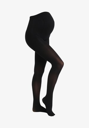 80 DEN MOMMY SUPPORTING TIGHT - Strømpebukser - black