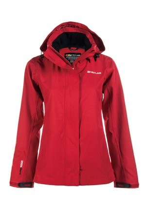WILEY MIT REFLEKTIERENDEN ELEMENTEN - Outdoor jacket - 4006 chili pepper
