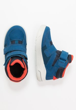 URBAN SNOWBOARDER - Touch-strap shoes - poseidon/fire