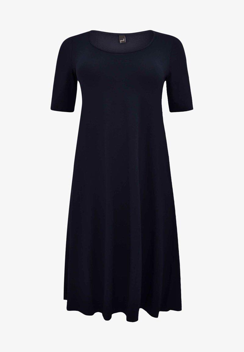 Yoek - Maxi dress - blue