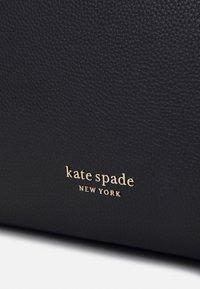kate spade new york - LARGE TOTE - Handbag - black - 4