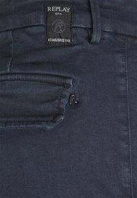 Replay - JAAN - Cargo trousers - blue - 2