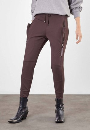 "DAMEN ""FUTURE 2.0"" - Tracksuit bottoms - braun (25)"